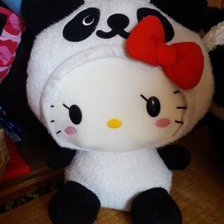 キティ着ぐるみ人形
