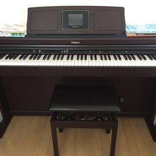 [ローランド]Roland電子ピアノHPi-6中古美品[値下げしました]