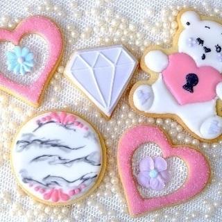アイシングクッキー教室イベントを開催します!の画像