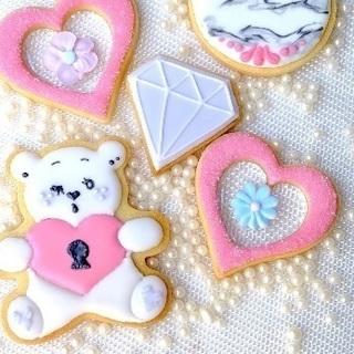 アイシングクッキー教室イベントを開催します! - 港区