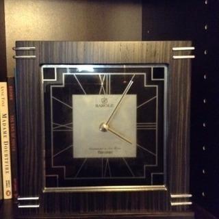 メロディ置き時計