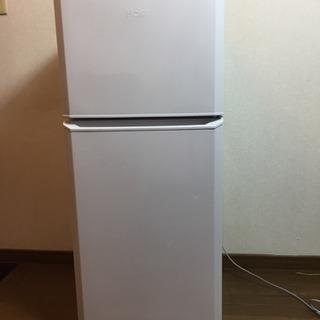 冷蔵庫 ハイアール 121L 中古 美品