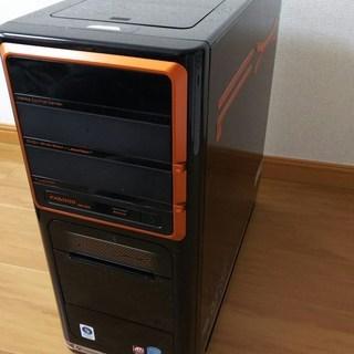 【corei7】デスクトップパソコン【win10】
