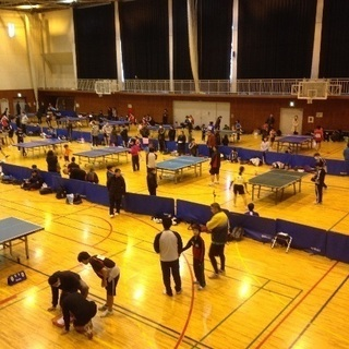 第21回ワンピース卓球大会(栃木県真岡市)
