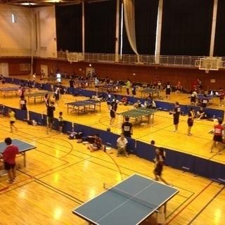 第22回ワンピース卓球大会(栃木県宇都宮市)