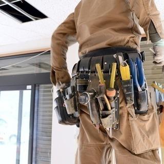 電気工事【急募】月給〜350000‼︎ 配管・融着・通信工…
