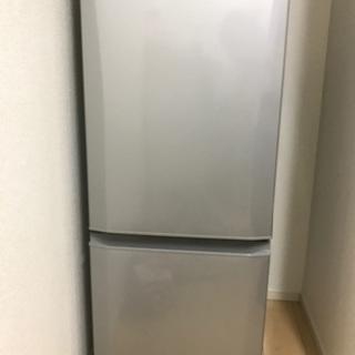値下げ【美品】三菱電気 2015年製 冷蔵庫146L