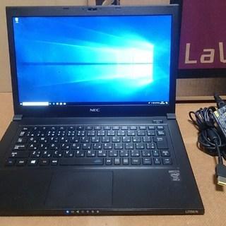 超高解像度 13.3型IGZO-WQHD LaVie Z LZ5...