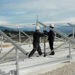初心者可、12月から太陽光パネル設置アルバイト募集!