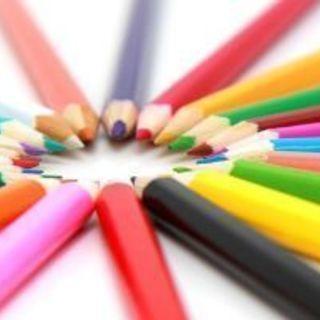 色鉛筆画アート ワークショップ 色の面白さを体験!