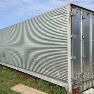 コンテナ 倉庫 ガレージ 色々使い道あります。