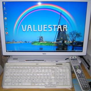 NEC  VALUESTAR   PC-VW770/LG(地上デ...