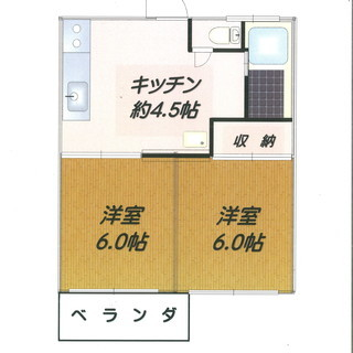 🐶ワンちゃん🐱ネコちゃん歓迎🌟2K❗️⭐️敷地内駐車場無料!3月限...