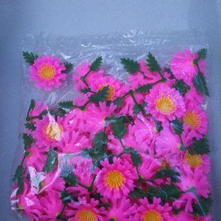 食品用のお飾り花