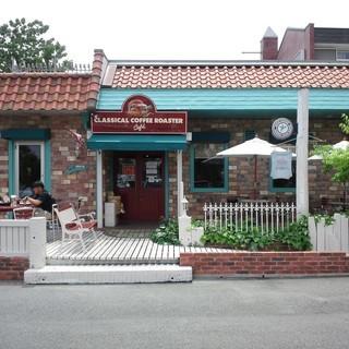 古き良きアメリカのダイナー風が魅力のカフェでかっこよく働いてみま...