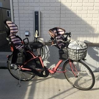 パナソニック 電動アシスト自転車 8.9Ah 2015年