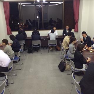 3/13 ディアジャパン 名刺交換会