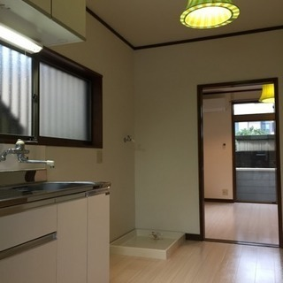 明るい角部屋♪ 1K ¥29,000 キッチン新品✨
