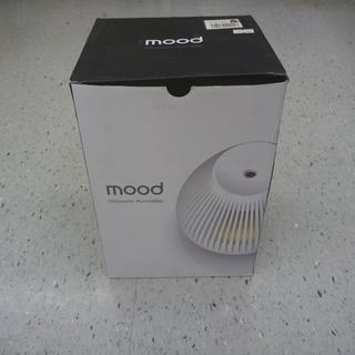 mood MOD-KW1102 超音波式加湿器【リライズ野…