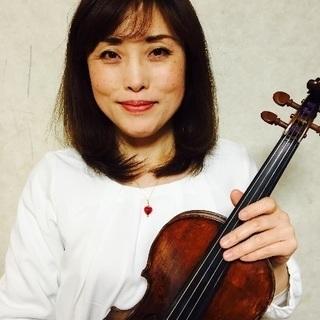 身体に優しいバイオリン教室♪