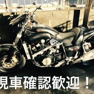 YAMAHA VMAX - バイク