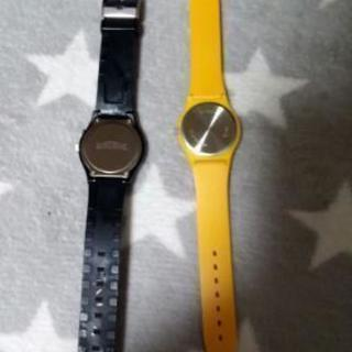 ライオンズの腕時計