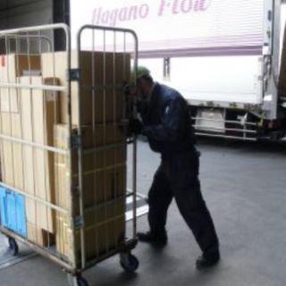 4t・大型トラック長野県内配送ドライバー