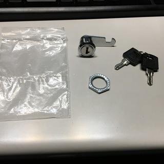 新古品 カムロック錠 ※各部採寸は画像でご確認ください。