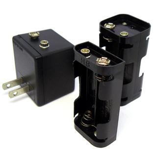 汎用電池ボックスと充電器 Used