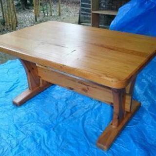 おしゃれな木製 テーブル