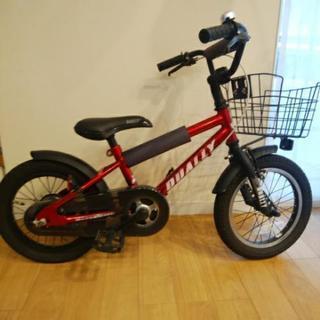 自転車 子ども用 14インチ DUALLY