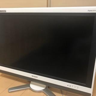 AQUOS SHARP 32型V液晶テレビ