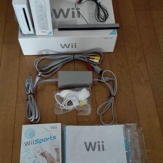 任天堂  Wii本体
