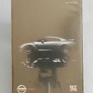 R35 GTR (((非売品)))  開発過程DVD 未開封品
