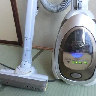 家庭用掃除機(パワーアシスト機能)