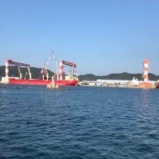 船舶造修業  船舶塗装  溶接  取付  鉄工 配管