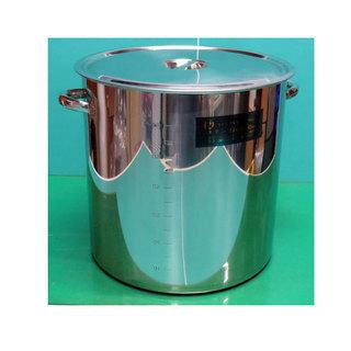 寸胴鍋 蓋付 68L 大きい鍋 ステンレス鍋 幅56cm …
