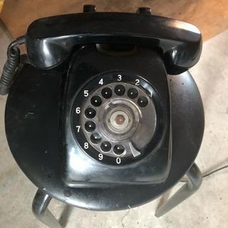 希少黒電話