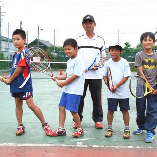 少人数で上手く・強くなれる!硬式テニスとソフトテニスが出来、元世...