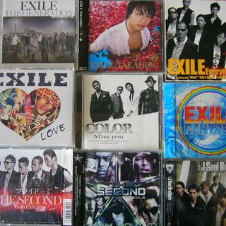 EXILE/CDアルバム・シングル/(1枚394円~)