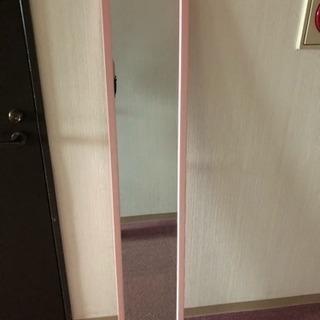 ピンク立ち鏡 訳あり