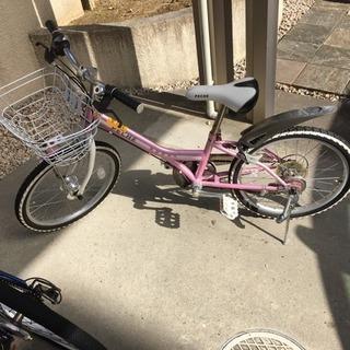 女の子用自転車 小学低学年用