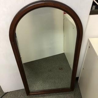 お洒落 レトロ  アンティーク 壁掛け 鏡 大きい鏡 調布市