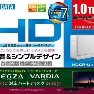 [値下げ]I-O DATA USB 2.0/1.1対応 外付型ハ...