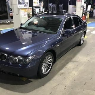 値下げOK【車検31年3月】15年式 BMW 745i