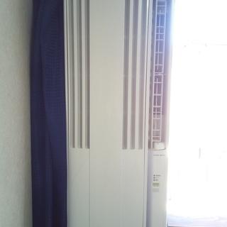 (商談成立しました) CW-1615 窓用エアコン CORONA...