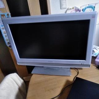 26インチ液晶テレビ&東芝HDDレコーダーセット