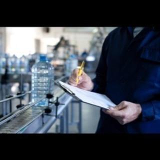 王手工場での簡単な検査業務
