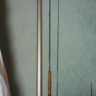 【釣り】ラミグラスUSA  フライロッド
