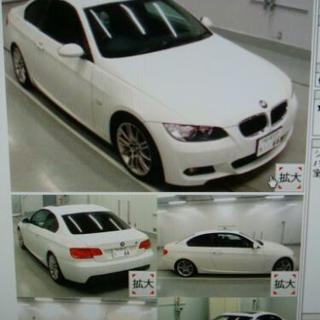 BMW E92 320i クーペ Mスポーツ